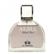 La Martina Alma Black Rose Eau de Parfum Spray 50 ml