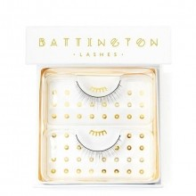 Battington Earheart Silk Lashes Kunstwimpers 2 st.