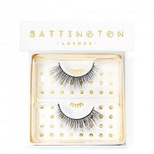 Battington Hepburn Silk Lashes Kunstwimpers 2 st.