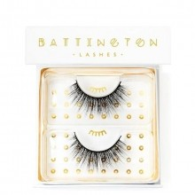 Battington Bardot 3D Silk Lashes Kunstwimpers 2 st.