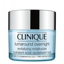 Clinique Turnaround Overnight Revitalizing Moisturizer All Types Nachtcrème 50 ml
