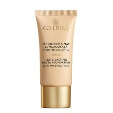 Collistar Long-Lasting Matte Foundation Zero Imperfections Foundation 30 ml