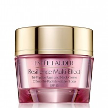 Estée Lauder Resilience Multi-Effect Tri-Peptide Face and Neck Creme Dagcrème 50 ml