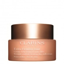 Clarins Extra Firming Jour Wrinkle Control Firming Day Rich Cream Dagcrème 50 ml