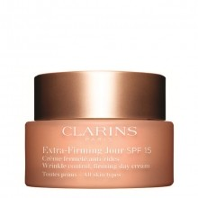 Clarins Extra Firming Jour SPF 15 Wrinkle Control Firming Day Cream Dagcrème 50 ml