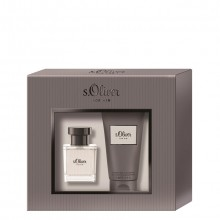 s. Oliver For Him Gift Set 2 st.