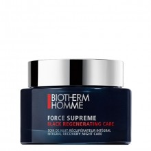 Biotherm Force Supreme Black Regenerating Care Gezichtscrème 75 ml