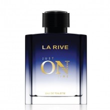 La Rive Just On Time Eau de Toilette Spray 100 ml