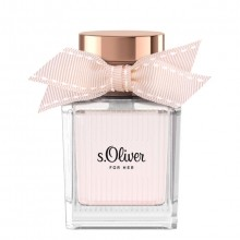 S. Oliver  For Her Eau de Toilette Spray 50 ml