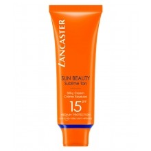 Lancaster Sun Beauty Silk Cream SPF15 Zonnecrème 50 ml