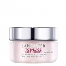 Lancaster Total Age Correction_Amplified Anti-Aging Rich Day Cream & Glow Amplifier Dagcrème SPF15 50 ml