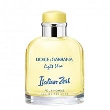 Dolce & Gabbana Light Blue Pour Homme Italian Zest Eau de Toilette Spray 125 ml