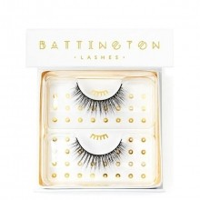 Battington Monroe 3D Silk Lashes Kunstwimpers 2 st.
