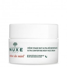 Nuxe Rêve de Miel Ultra Comforting Night Cream Nachtcrème 50 ml