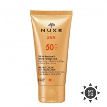 Nuxe Sun Melting Face Cream SPF 50 Zonnecreme 50 ml