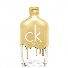 Calvin Klein CK One Gold Eau de Toilette Spray 100 ml