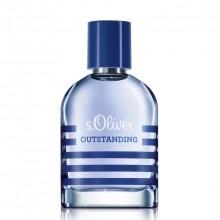 s. Oliver Outstanding Men Aftershave Lotion 50 ml