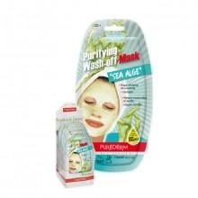 Purederm Purifying Wash-Off Sea Alge Masker 1 st.