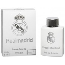 Real Madrid C.F. Eau de toilette spray 100 ml