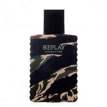 Replay Signature for Man Eau de Toilette Spray 50 ml