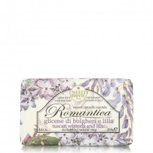 Nesti Dante Romantica Tuscan Wisteria and Lilac Zeep 250 gr