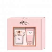s. Oliver  For Her Gift Set 2 st.