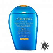 Shiseido Sun care Expert Sun Aging Protection lotion 50+ Zonnelotion 100 ml