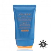 Shiseido Sun care Expert Sun Aging Protection creme 50+ Zonnecreme 50 ml