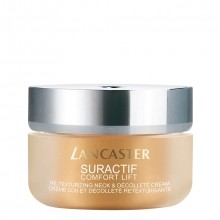 Lancaster Suractif Comfort Lift Re-Texturizing Neck & Décolleté Cream Decolleté Crème 50 ml