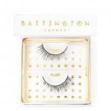 Battington Kennedy Silk Lashes Kunstwimpers 2 st.