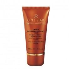 Collistar Self Tanning Creme Face Zelfbruinende Lotion 50 ml