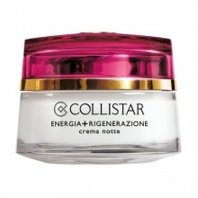 Collistar First Wrinkle Line Energy Regenerating Night Cream Nachtcrème 50 ml