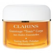 Clarins Gommage Tonic Corps Gezicht scrub 200 ml