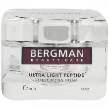 Bergman Skin Care Ultra Light Peptide Crème 50 ml