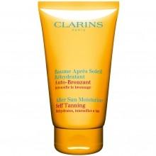 Clarins Baume Apres Soleil Auto-Bronzant Rehydratant Aftersun Moisturizer 150 ml