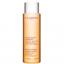 Clarins Lotion Tonique Sans Alcool Douce Tonifiante Gezichtslotion 200 ml