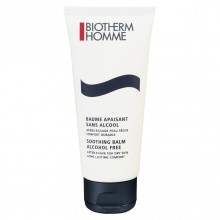 Biotherm Soothing Balm Alcohol Free After Shave for Dry Skin Long Lasting Comfort Aftershave Balm 100 ml