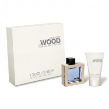 Dsquared2 Ocean Wet Wood Giftset 2 st
