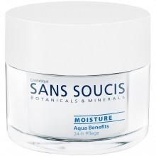 Sans Soucis Moisture Aqua Benefits 24h Dag- en Nachtcrème 50 ml