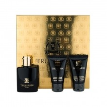 Trussardi Uomo EdT, Douchegel & Aftershave Balm Giftset 3 st