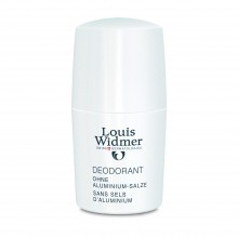 Louis Widmer Deodorant Roll-On Zonder Aluminiumzouten en parfum Deodorant Roll-on 50 ml