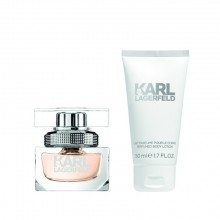 Karl Lagerfeld Karl Lagerfeld for Women Eau de Parfum (25 ml) & Bodylotion (50 ml) Giftset 2 st