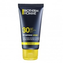 Biotherm Homme Uv Defense Sport Face SPF 30 Zonnecreme 50 ml
