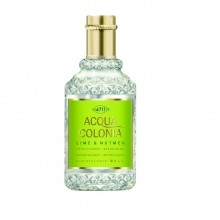 4711 Acqua Colonia Lime & Nutmeg Eau de Cologne Spray 50 ml