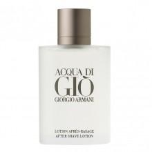 Armani Acqua di Gio Aftershave Flacon 100 ml