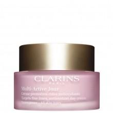 Clarins Multi-Active Jour - Targets fine lines Dagcrème 50 ml