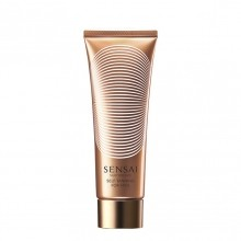 Kanebo SENSAI Silky Bronze Self Tanning for Face Zelfbruinende Gel 50 ml