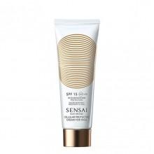 Kanebo SENSAI Silky Bronze Cellular Protective Cream for Face Zonnecreme 50 ml