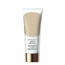 Kanebo SENSAI Silky Bronze Cellular Protective Cream for Body Zonnecreme 150 ml