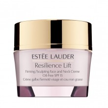 Estée Lauder Resilience Lift Firming/Sculpting Face and Neck Creme Oil-Free Dagcrème 50 ml
